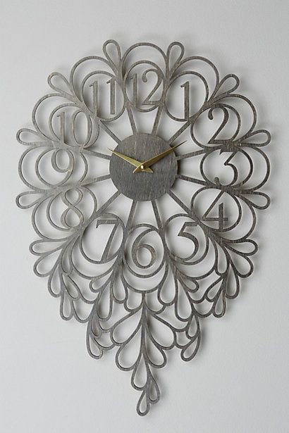 gatehouse wall clock #anthrofave