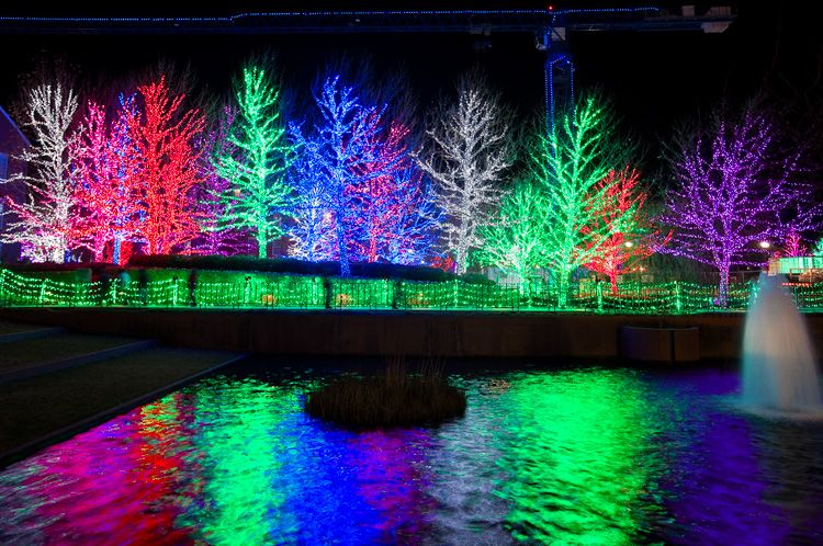 Chesapeake Energy campus, OK City | A OKC Christmas | Pinterest