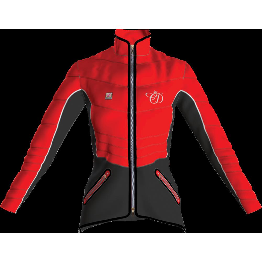 Equisafety Charlotte Dujardin Mercury Ii Unisex Safety Wear Reflective Jacket