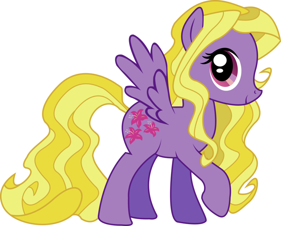 Lily Blossom By Mowza2k2 On Deviantart Little Pony My Little Pony Mlp Cutie Marks