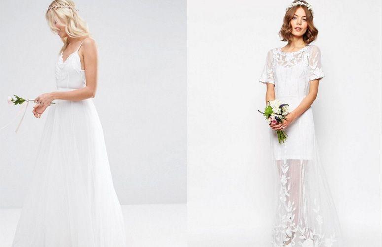 ASOS lanza colección de vestidos de novia ¡por menos de $300USD ...