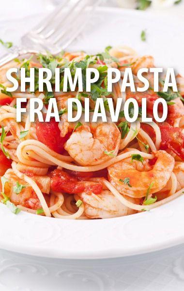 Rachael ray shrimp fra diavolo