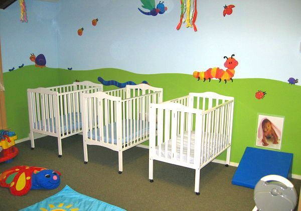 Infant daycare ideas decorating  house also rh pinterest