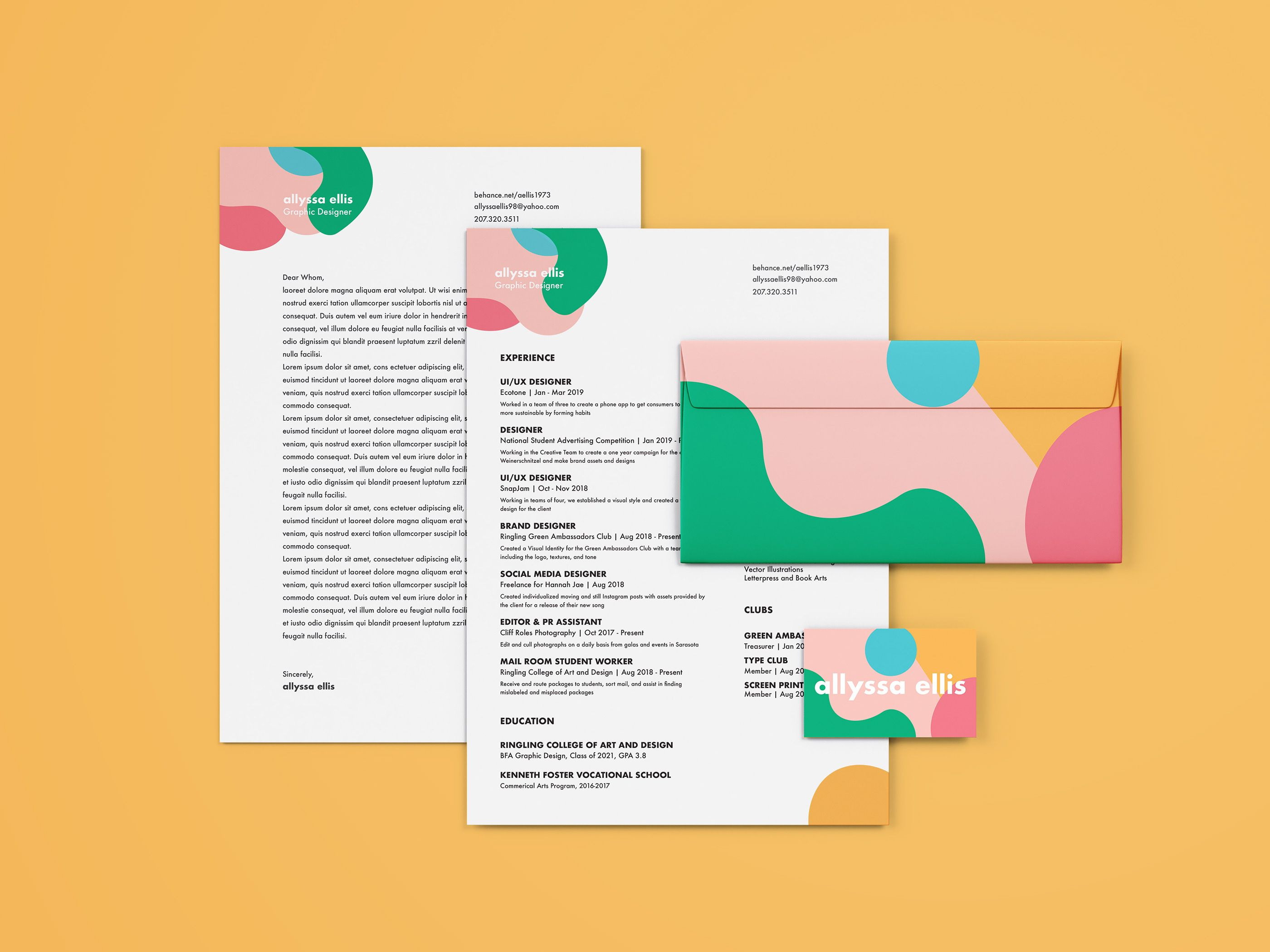Graphic Design Best of Ringling 2019 on Behance Graphic