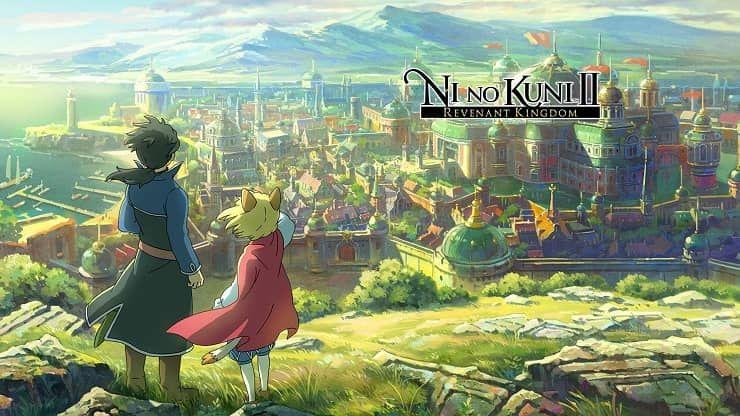 Ni No Kuni Ii Revenant Kingdom Trainer Http Blog Cheatbook De Ni No Kuni Ii Revenant Kingdom The Revenant Good Animated Movies Cool Animations