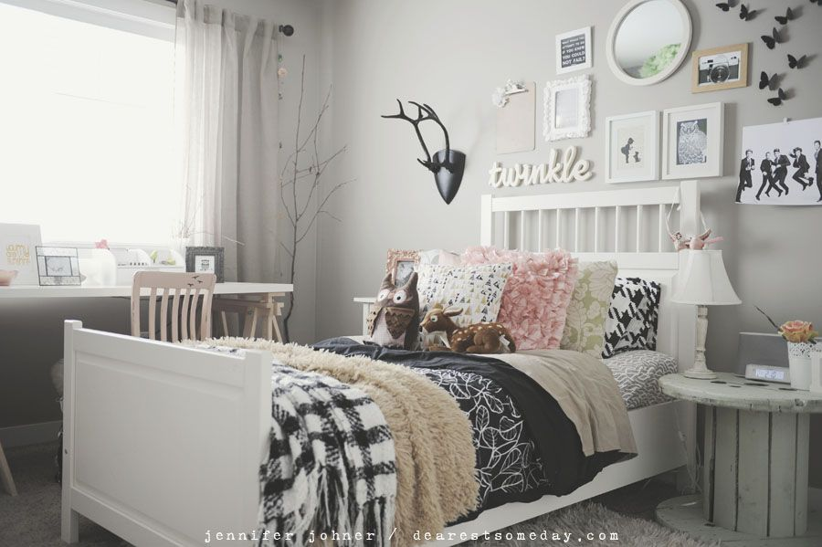 This is the most beautiful girls bedroom ever!!!
