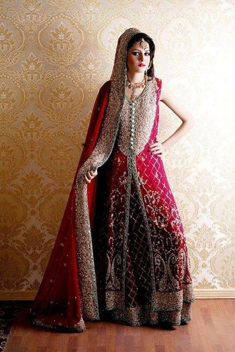 Bridal Pakistani dresses