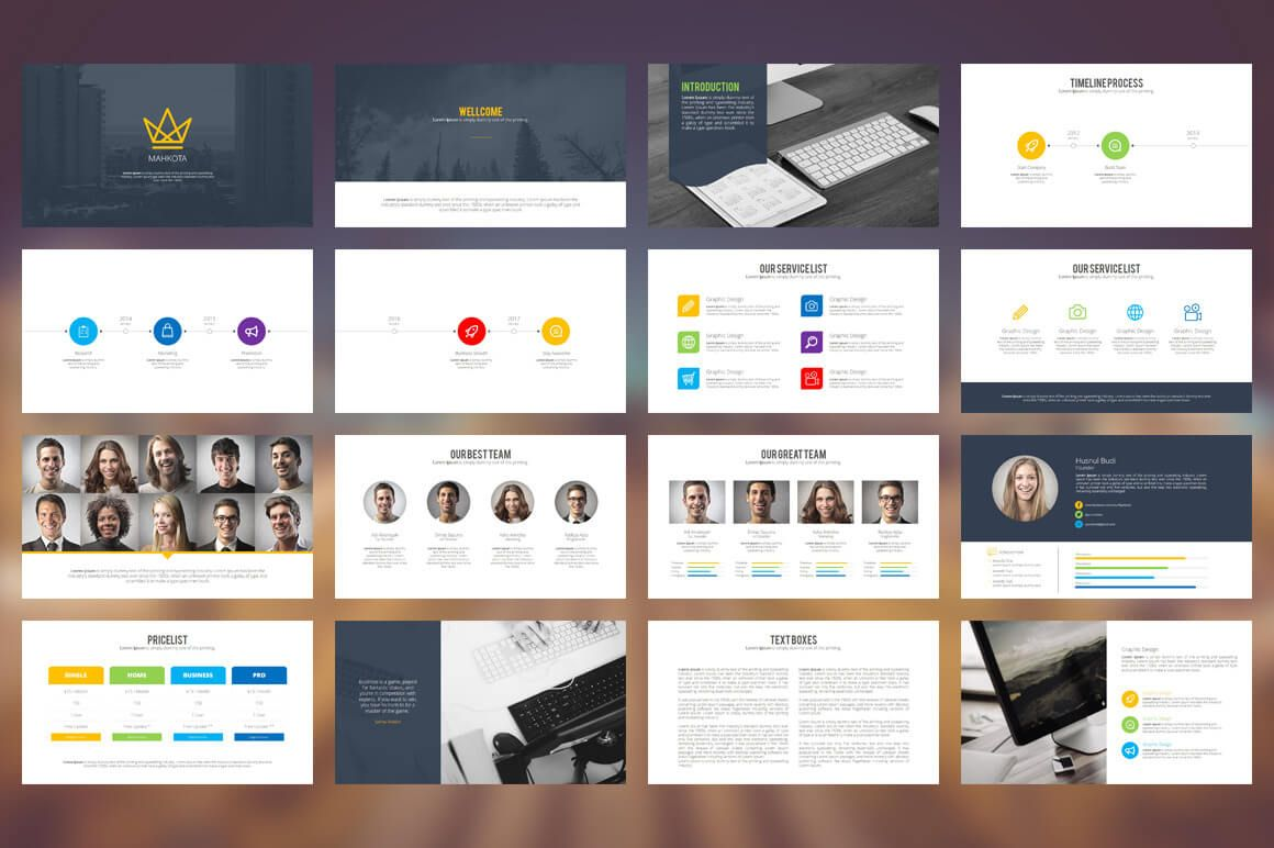 20 outstanding professional powerpoint templates | template, Presentation templates
