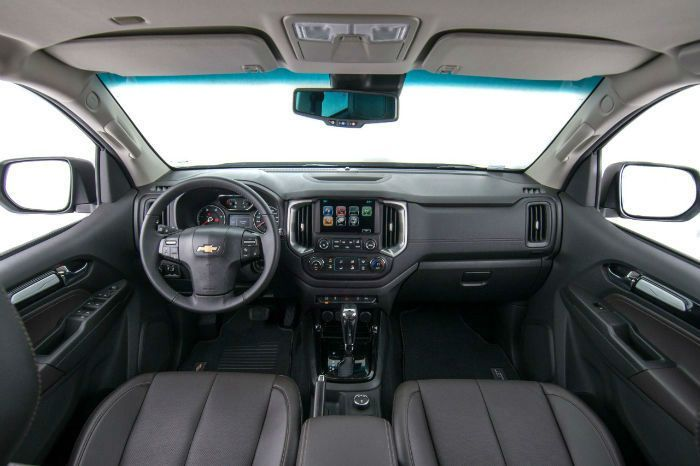 Chevrolet Trailblazer 2017 Interior | Chevrolet ...