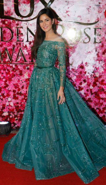 katrina-kaif-at-lux-golden-rose-awards | Fashion in 2019 | Dresses
