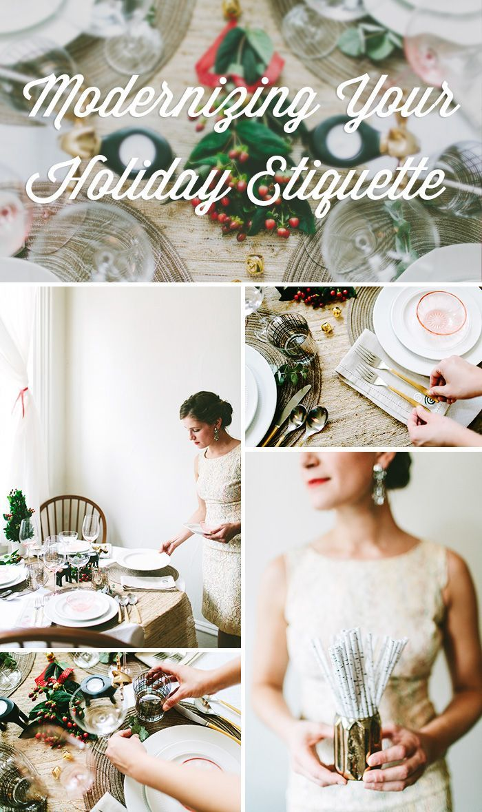 Holiday etiquette guide holiday etiquette tips printable | etsy.