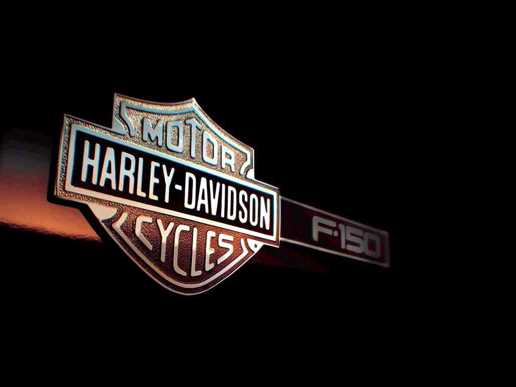 Harley Davidson Logo Wallpaper Logotipo De Harley Davidson