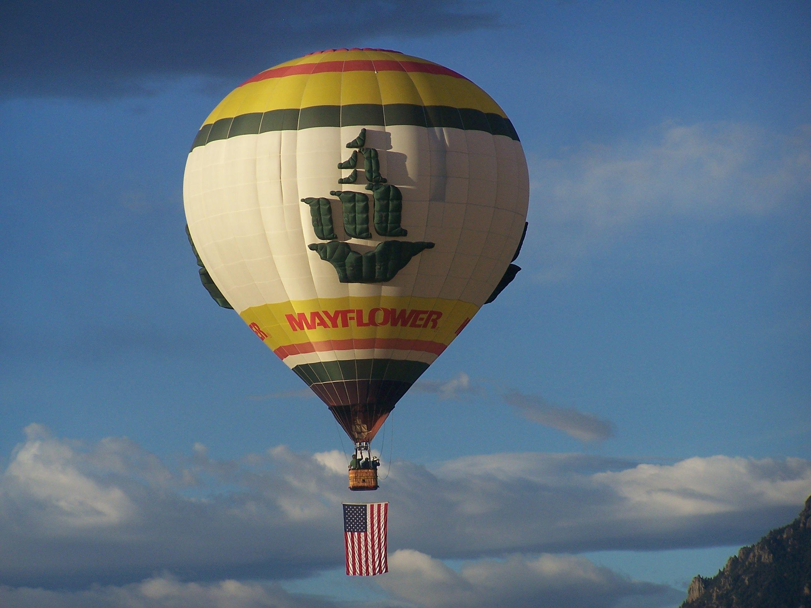 Colorado springs balloon classic labor day balloons