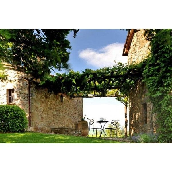 Col delle noci italian villa ❤ liked on polyvore featuring backgrounds and photo