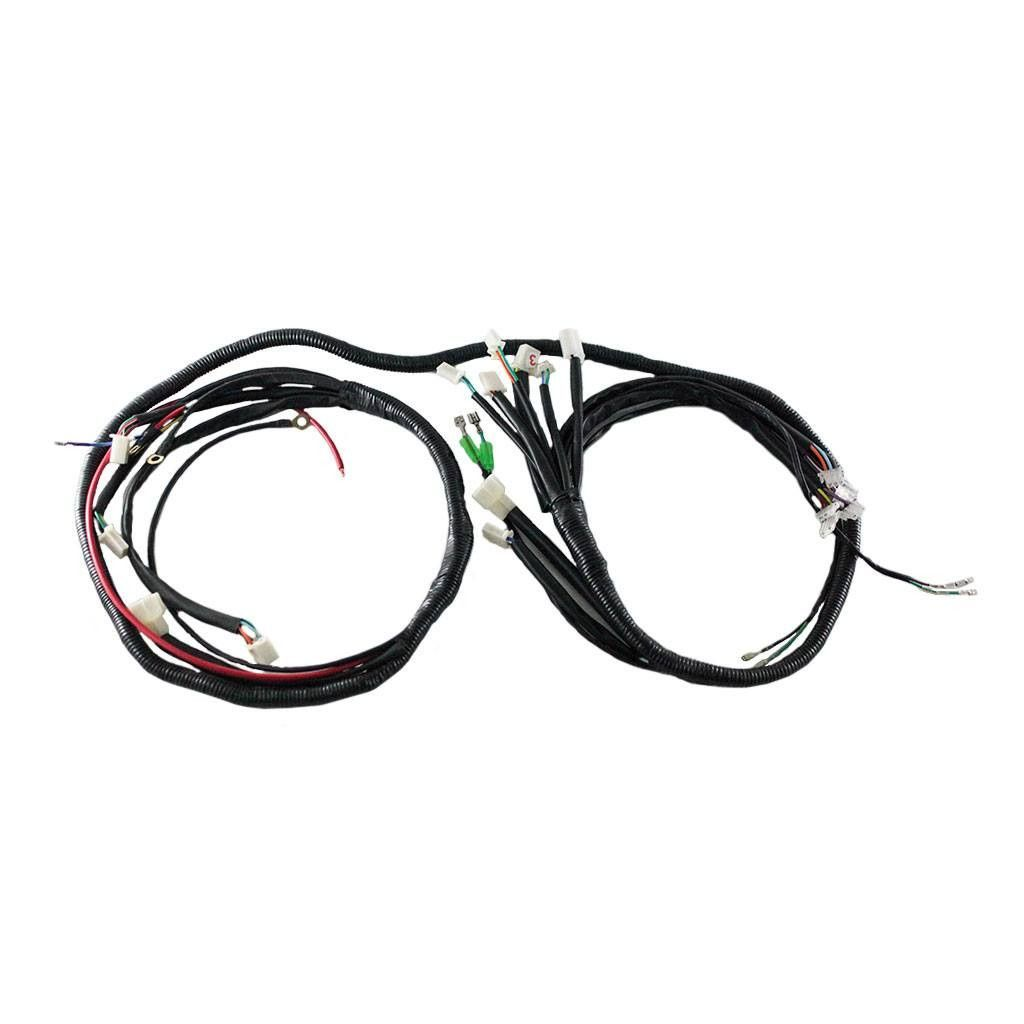 small resolution of chinese wire harness for taotao ate501 electric scooter chinese electrical wiring harness kit this is