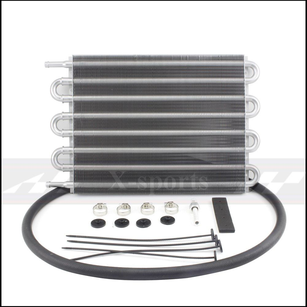 Car Cooling System Radiator At Mt Transmission Oil Cooler Kit