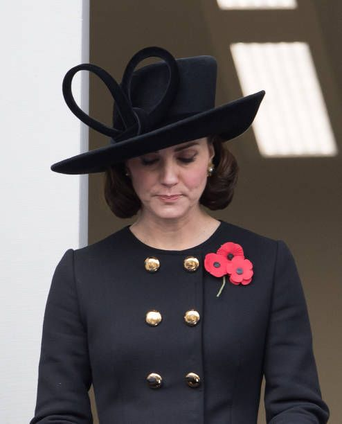 10++ Duchess Of Cambridge Cenotaph