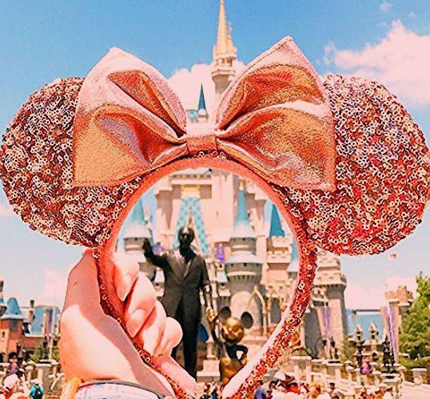 Photo of Disney: Alle sind verrückt nach den roségoldenen Minnie Mouse-Ohren| COSMOPOLITAN