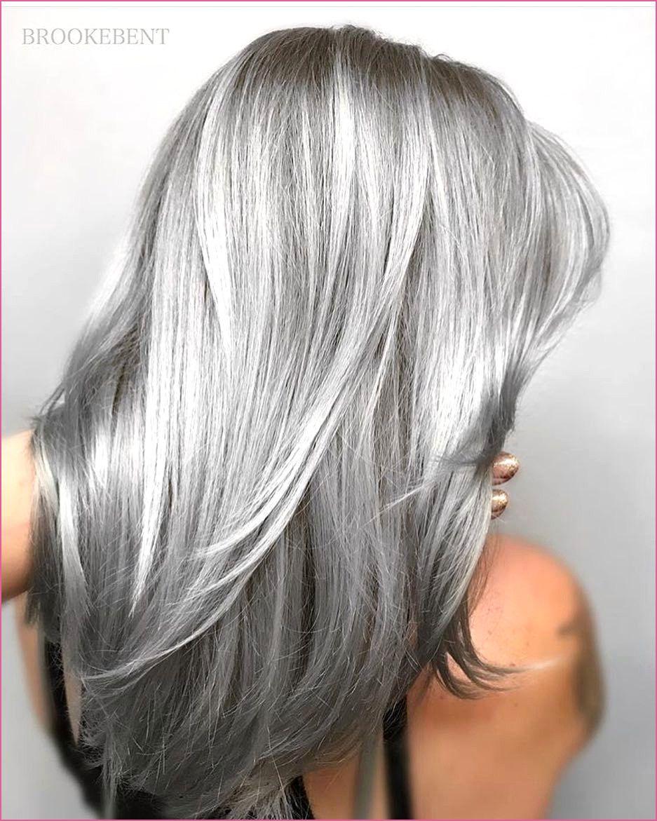 Blonden graue aufpeppen mit haare strähnchen Graue Haare:
