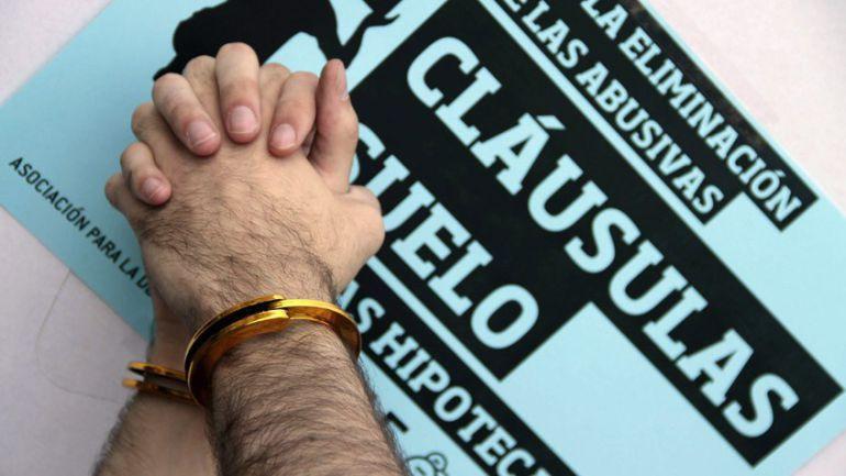 Renuncia a reclamar clausula suelo perfect los vuelven a for Validez acuerdo privado clausula suelo