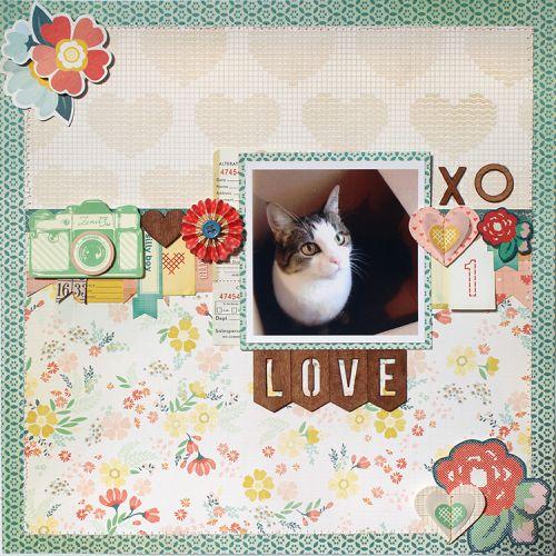 Pin By Sharon Gambuzza On Cat Scrapbook Page Ideas Pinterest