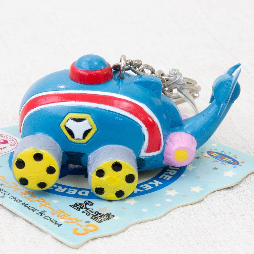 Time Bokan Mechabuton Mascot Figure Key Chain Tatsunoko Pro JAPAN ANIME MANGA