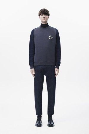 Christopher Kane #Menswear #Fall Winter 2014 #London - NOWFASHION #fashion