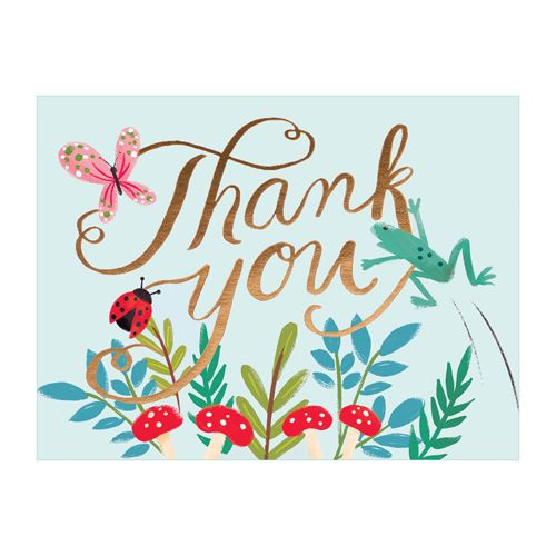 Write Thank You Notes To Friends And Important People Along The