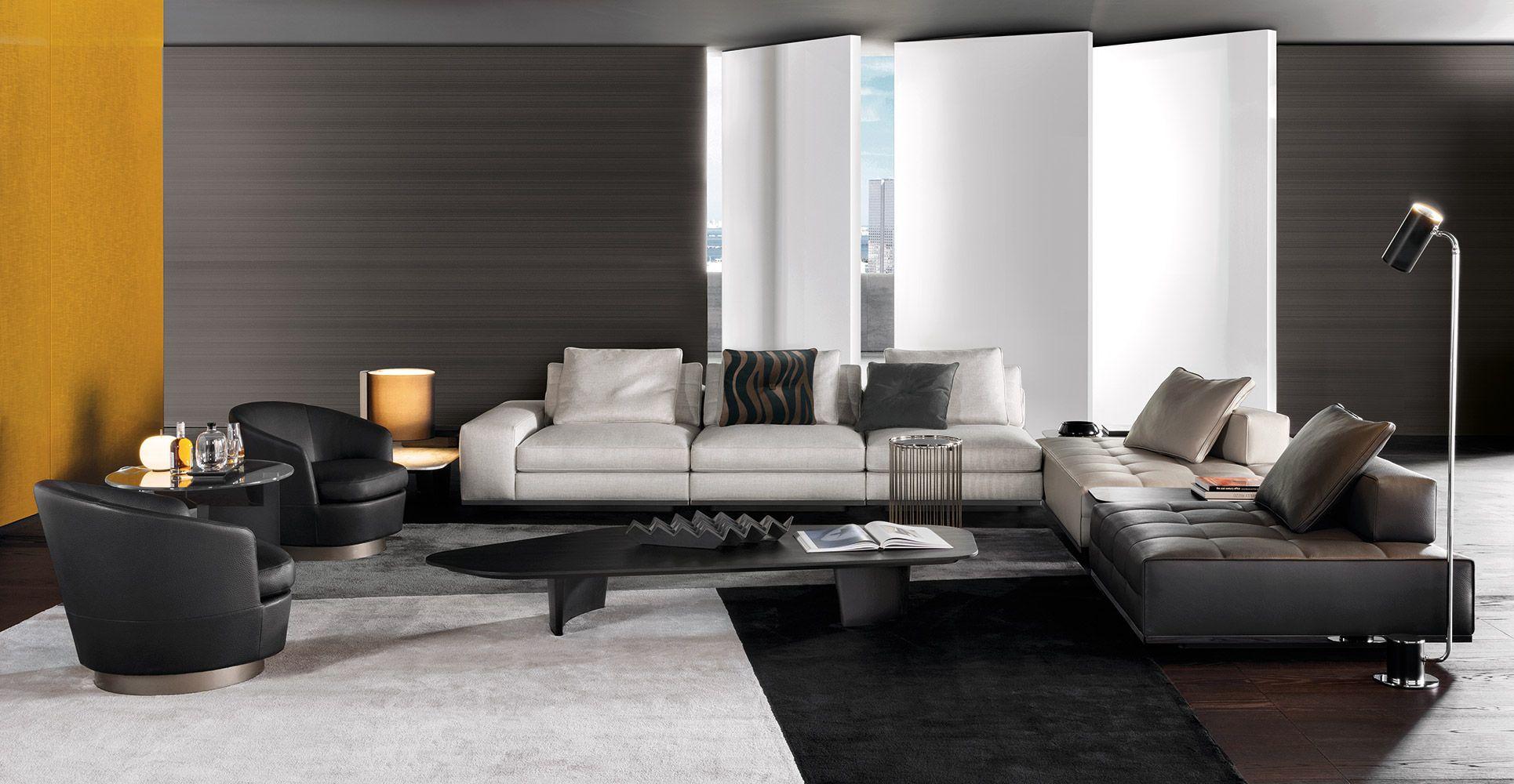 Lawrence Minima Lounge Seating Seating Sofa Design