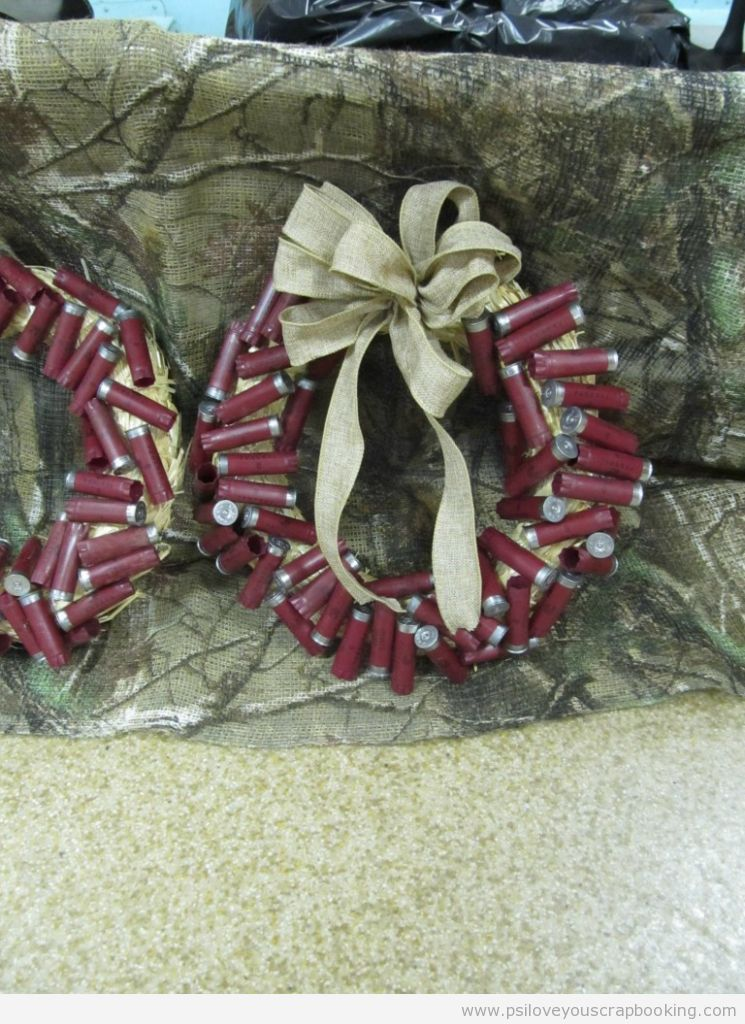 Redneck Crafts Using Shotgun Shells