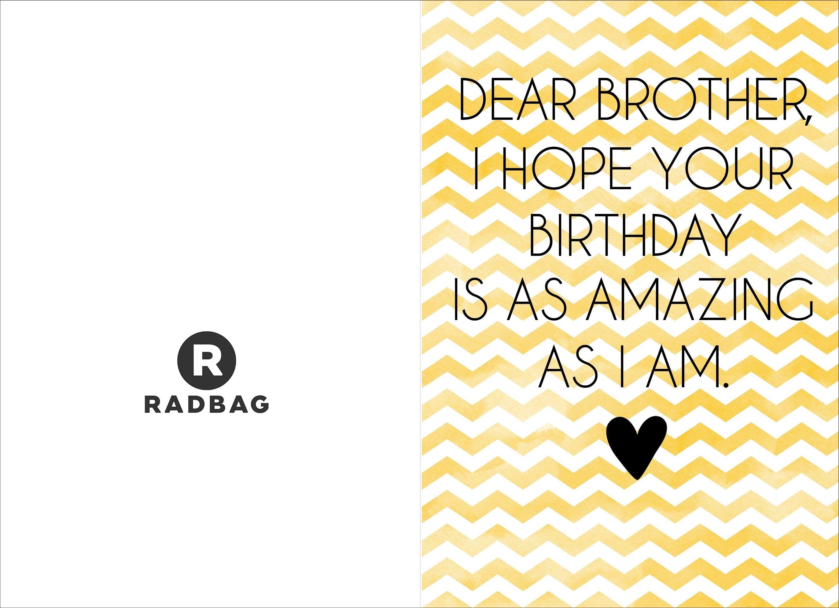 Witzige Geburtstagskarten zum Ausdrucken | Lustige