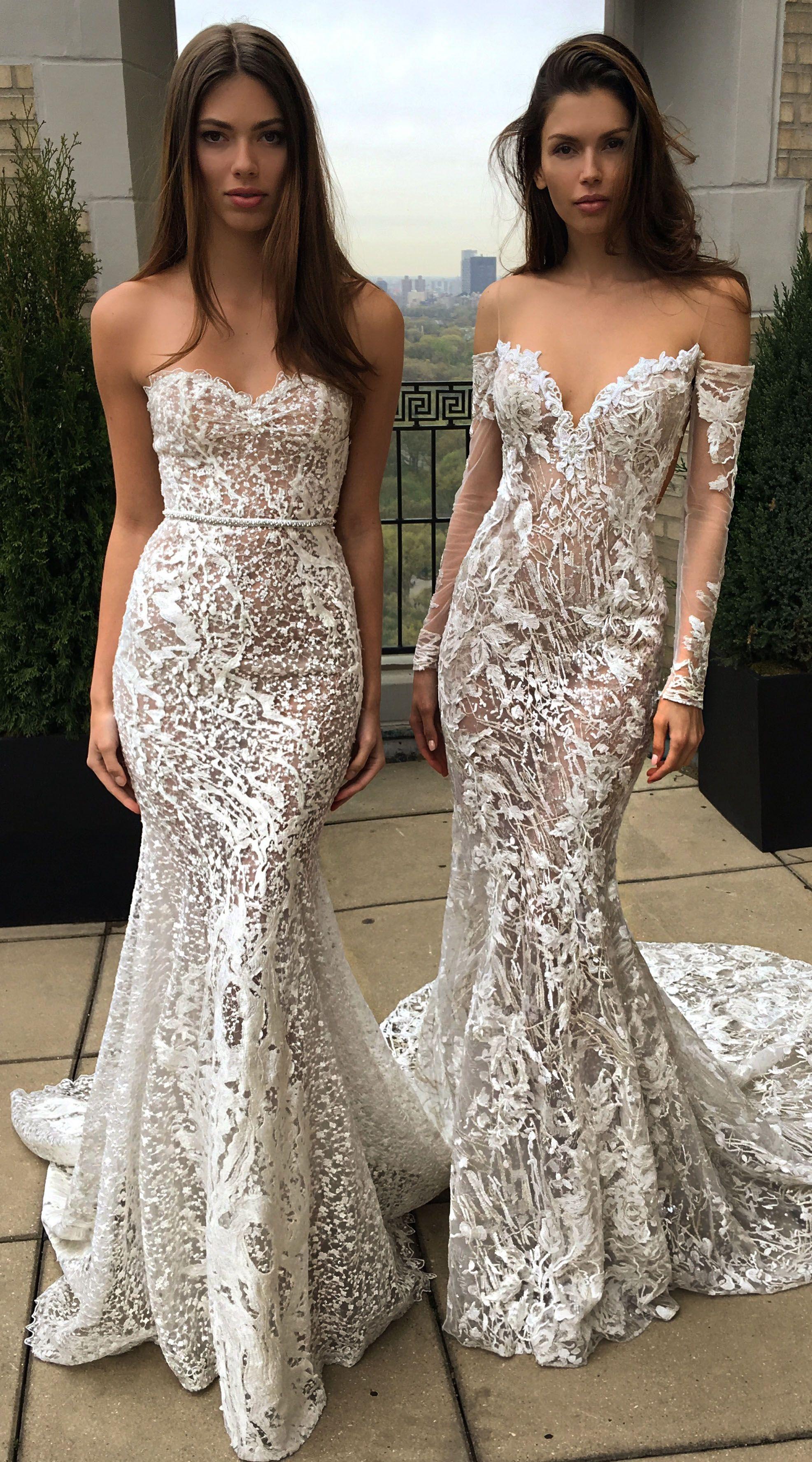 Subtly sexy styles by @bertabridal   Weddings • Fashion • Beauty ...