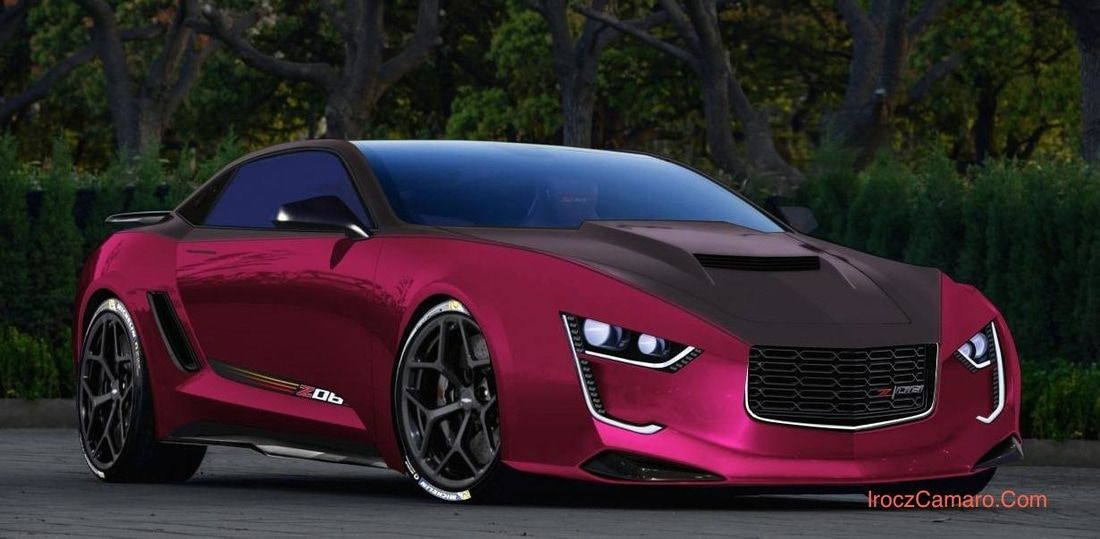 2017 Camaro And Iroc Z Features Review