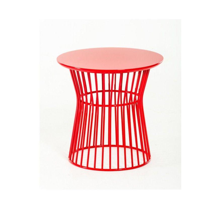 Libo Side Table #Glamour #decor #golden #decoration #furniture ...