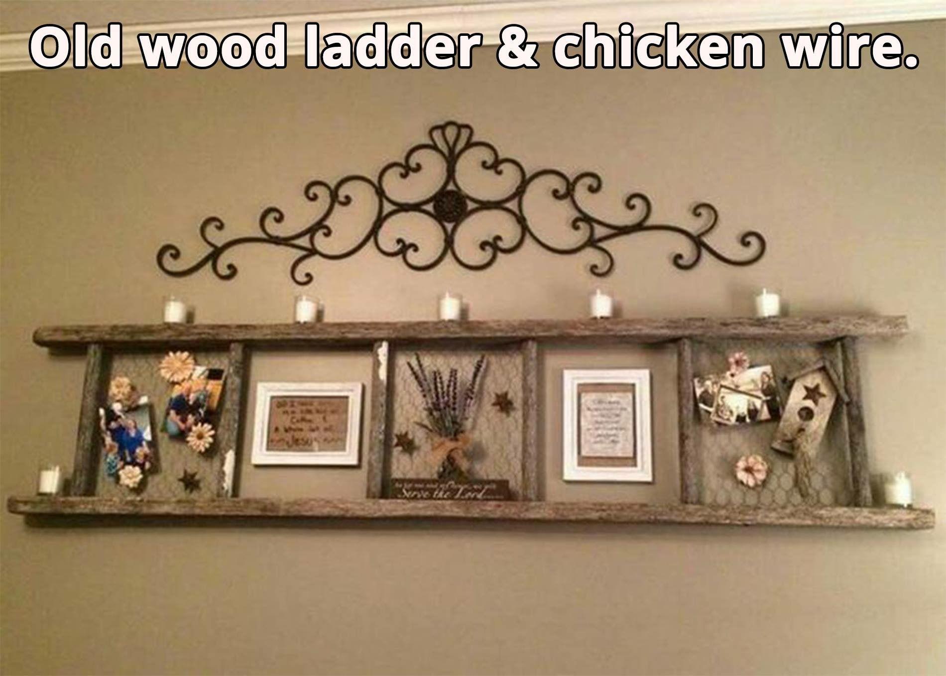 Pin by tammy ballard on ladders pinterest family room walls