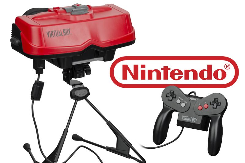 nintendo-boy-vr-headset | Virtual boy, Virtual reality, Virtual