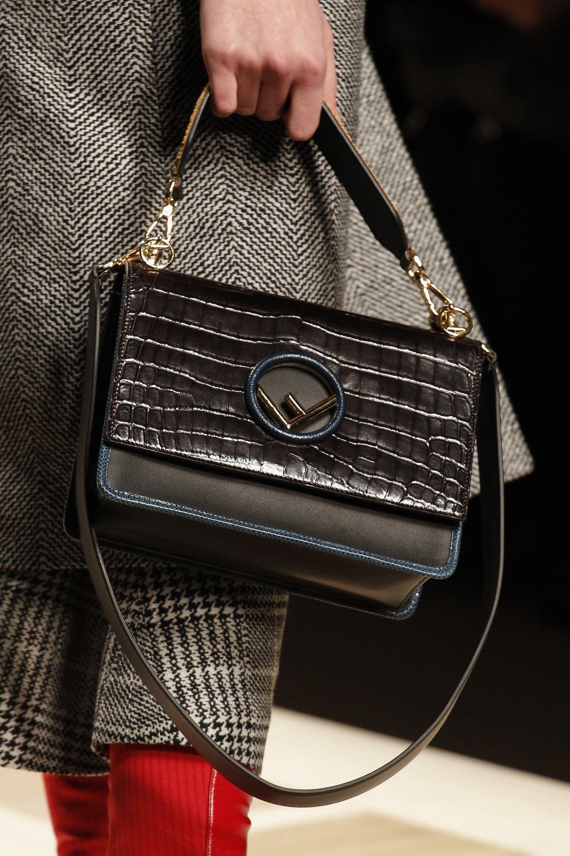 See The Fall 2017 Fendi Collection Up Close Designerhandbags