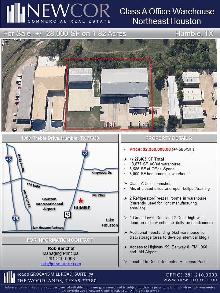 28 000 Sf Near Airport Industrial Office On 1 82 Acres For Sale Acres For Sale Industrial Office Commercial Real Estate