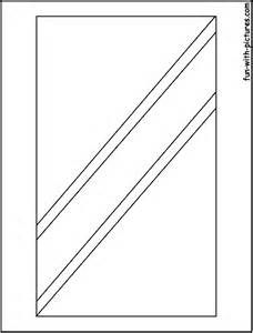 Trinidad And Tobago Flag Coloring Page Flag Coloring Pages