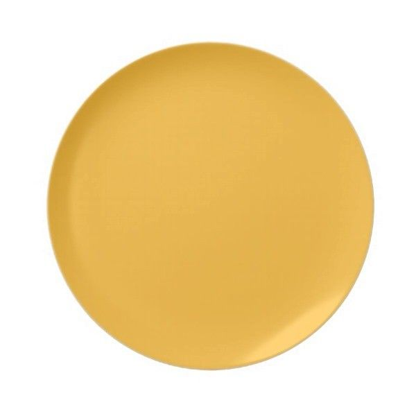 Mustard Yellow Solid Color Melamine Plate ($25) ? liked on Polyvore featuring home  sc 1 st  Pinterest & Mustard Yellow Solid Color Melamine Plate ($25) ? liked on Polyvore ...
