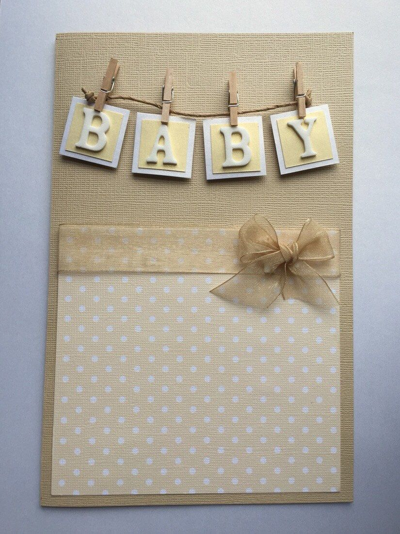A personal favorite from my Etsy shop https://www.etsy.com/listing/264511044/welcome-baby-card