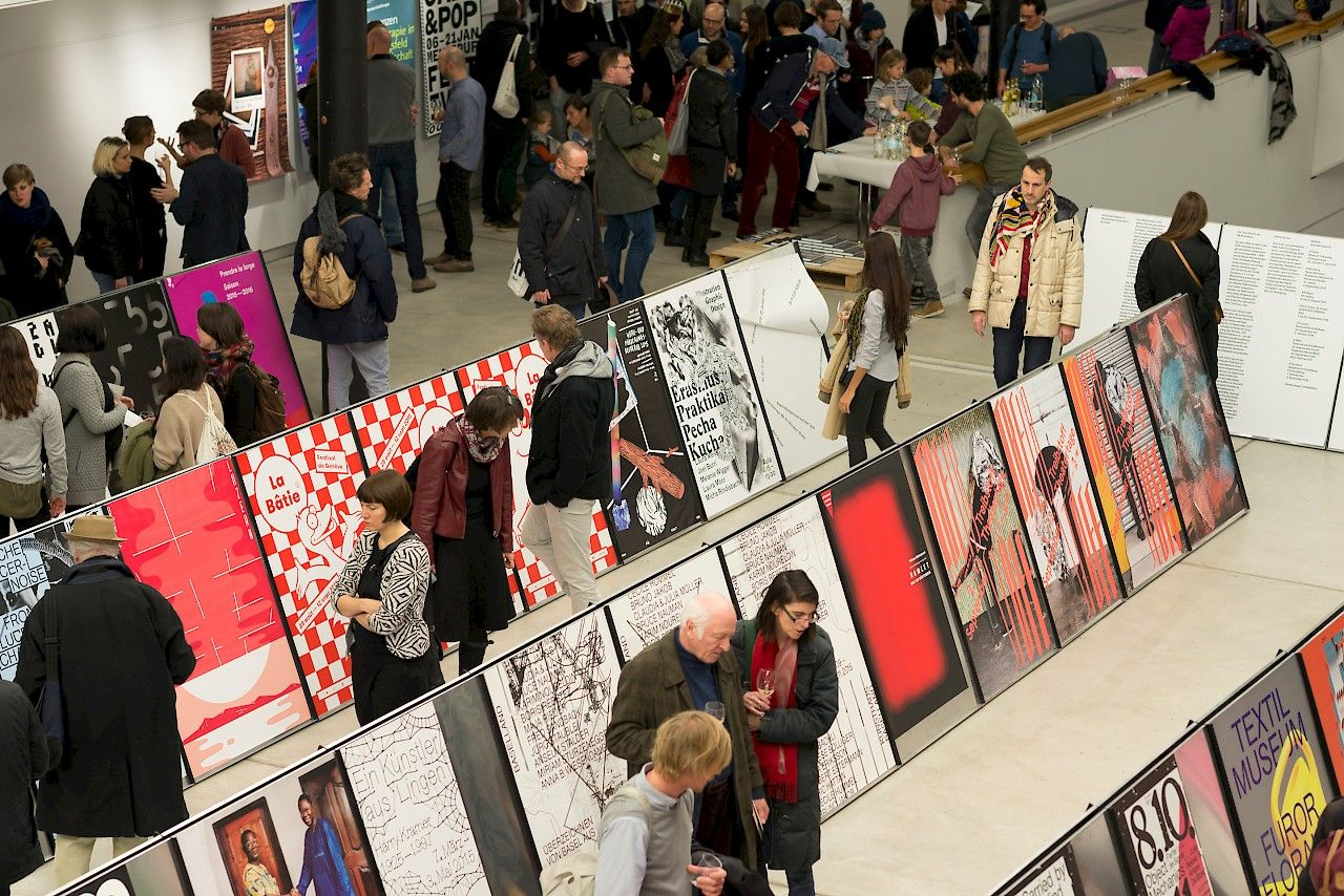 100 beste Plakate Ausstellung – VVK