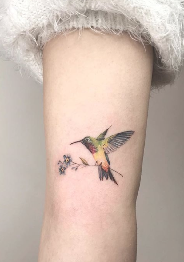 Hummingbird Tattoo Simple : hummingbird, tattoo, simple, Small, Animal, Tattoo, Design, Woman,, Simple, Ideas,, Pretty, Female, Small,, Tattoos,, Girly, Tattoos