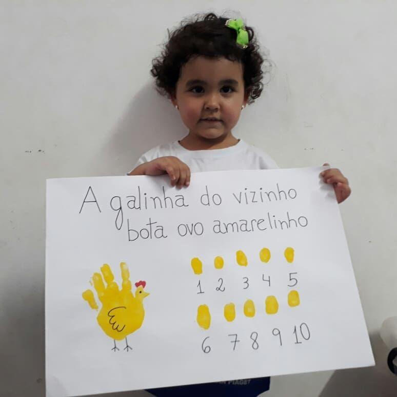 Projeto Folclore Atividade Parlenda A Galinha Do Vizinho Bota