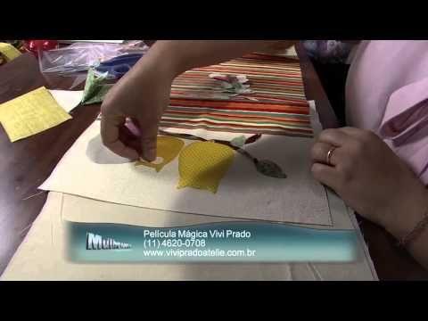 Mulher.com 21/06/2013 Vivi Prado - Porta travessa Parte 1/2 - YouTube
