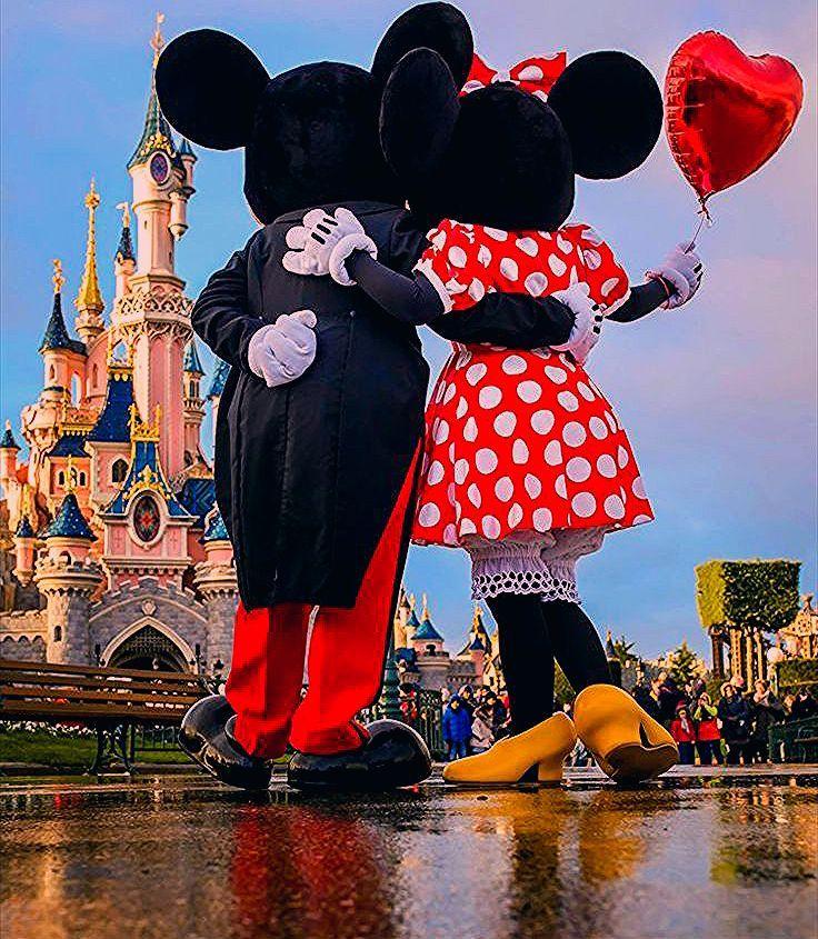 Photo of Feiern Sie den Valentinstag in Disneyland Paris (c) Disney – Trend Bunte Frisuren