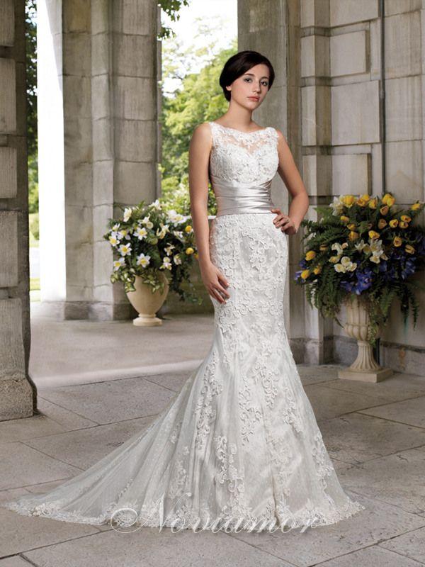 Lace Wedding Dresses | weddings, noviamor, wedding dress, lace ...