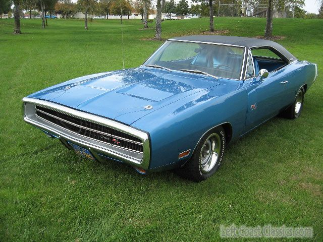 1970 Dodge Charger R/T for Sale in California