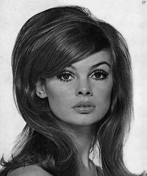 1960s stylish hairstyle hairstyles