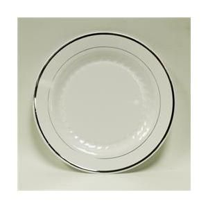 Maryland Plastics Regal 6 inch Dessert Plastic Plate With Silver foil White 120 Per Pack  sc 1 st  Pinterest & Maryland Plastics Regal CASE-R20060SVR 6 inch Dessert Plastic Plate ...
